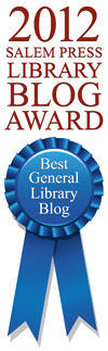 2012 Library Blog Award Winner, General