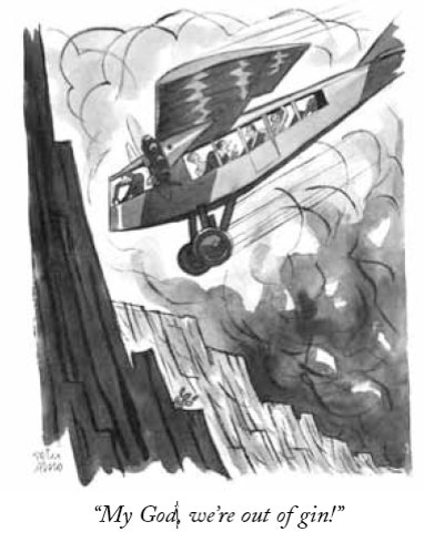 Peter Arno from The New Yorker 12 Apr 1930