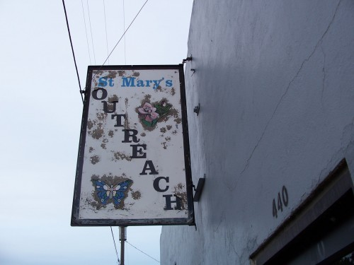 An Outreach Organization in Pendleton, OR.