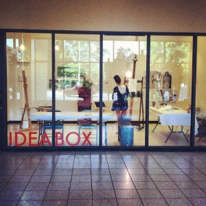 The Idea Box at the Oak Park Public Library is the epitome of a blank-slate makerspace.